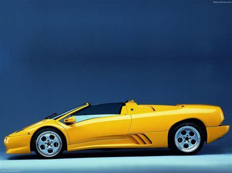 Lamborghini Diablo Roadster (1996) picture #03, 1600x1200
