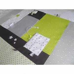 tapis d39eveil sur mesure theme liberty etoiles et pois With tapis chambre enfant avec canapé sur mesure alinea