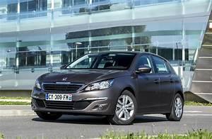 Prix 308 Peugeot : prix renault m gane vs peugeot 308 le match des tarifs photo 8 l 39 argus ~ Gottalentnigeria.com Avis de Voitures