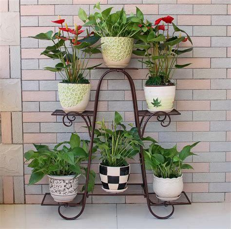 popular iron flower stands buy cheap iron flower stands