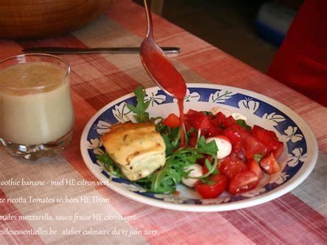 huiles essentielles cuisine atelier culinaire aux huiles essentielles atelier cuisine