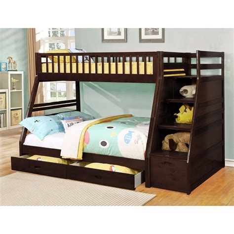 Bunk Beds Wayfair Shop For Kids Twin Over Full Bed With