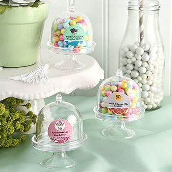 personalized mini cake stand plastic box   design
