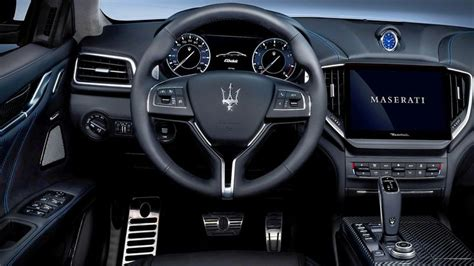 The centodieci (italian for 110) pays homage to the eb110, a model that marked bugatti's return with the first new model since 1956. 2021 Maserati Ghibli Interior Inside in 2020   Maserati ...