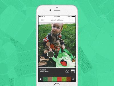 colorsnap match a photo by travis mccleery on dribbble