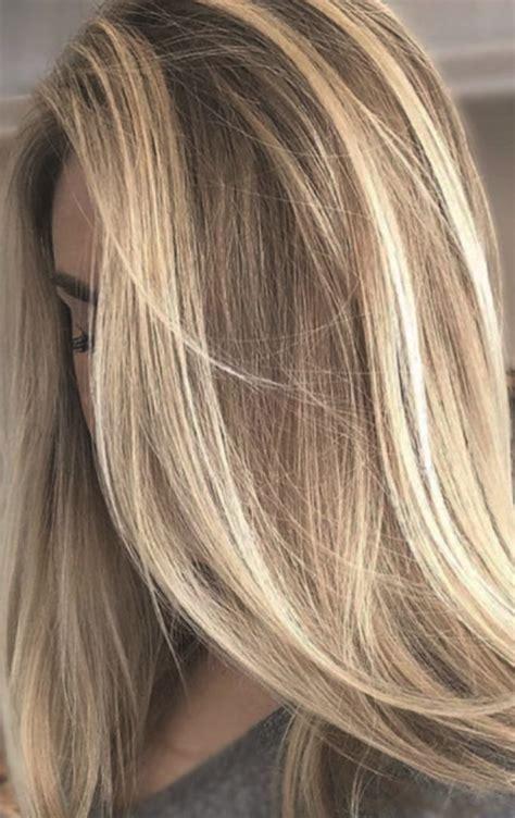 meches highlights bronde vogue coiffure waedenswil