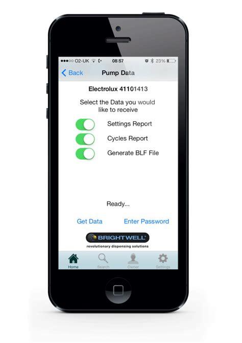 iphone info brightlogic iphone app brightwell