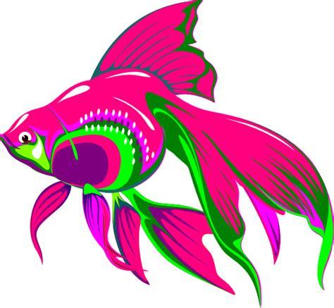 gold fish clip art  clkercom vector clip art