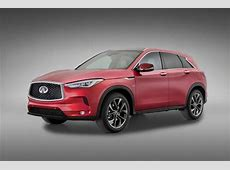 The New 2019 INFINITI QX50 Coming Soon Ray Catena Auto Group