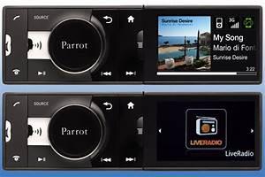 Mp3 Player Mit Android Betriebssystem : parrot asteroid freisprech autoradio mit android betriebssystem heise autos ~ Somuchworld.com Haus und Dekorationen