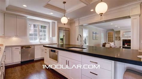 1modularcom  Modular Home Interior  Prefab Homes  Youtube