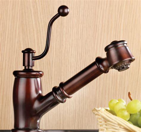 vintage style kitchen faucet  mico  seashore faucet
