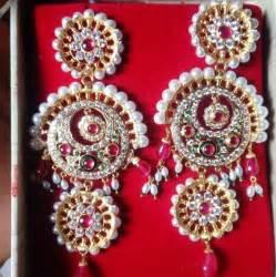 rajputi earrings 1000 images about royal rajputi jewellery on