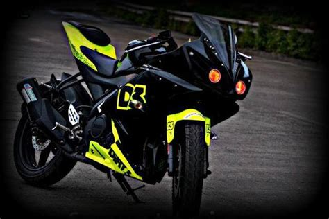 R15 Bike Modification Photos by 5 Yamaha R15 Custom Versions That Look Better Than The