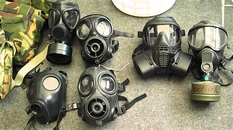 Best Gas Mask For A Civilian