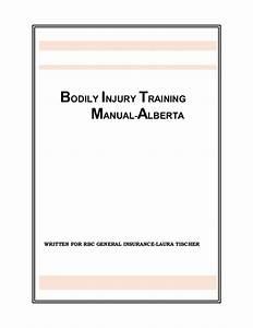 Insurance Training Manual