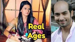 Real Ages Of Actors Of Kasam Tere Pyaar Ki