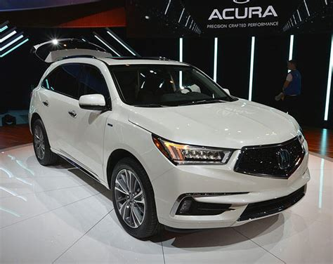 2019 Acura Mdx Price And Release Date