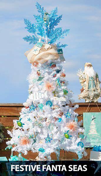 coastal christmas decor images  pinterest