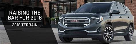 Rivertown Buick Gmc by Reasons To Buy The 2018 Terrain Riverside Buick Gmc In