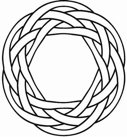 Celtic Knot Circular Knots Circle Patterns Knotty