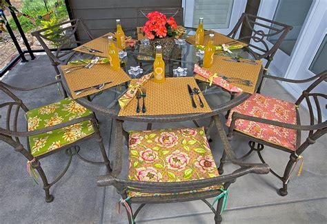 patio sitting pretty chair cushions sew4home