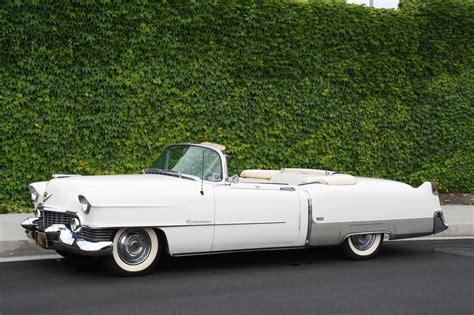 1954 Cadillac Eldorado 1954 cadillac eldorado the vault classic cars