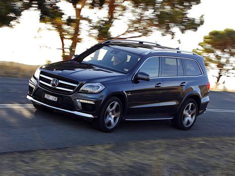 Mercedes Benz Gl 63 Amg (x166) Specs & Photos