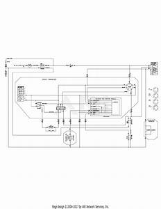 Troy Bilt 13wqa2kw011 Super Bronco 54  2015  Parts Diagram For Electrical Schematic