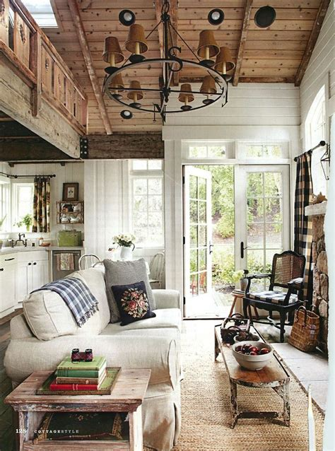 Country Livingrooms by Cabin Interiors Search Country House