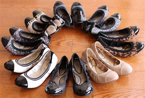 Dexflex Shoes :  I Love Dexflex Claire Scrunch Flats