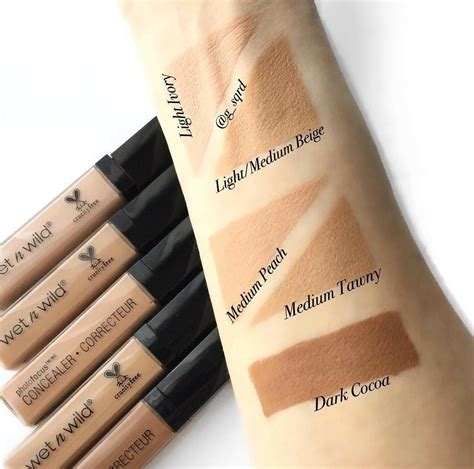 review wet  wild photofocus concealer wajah flawless