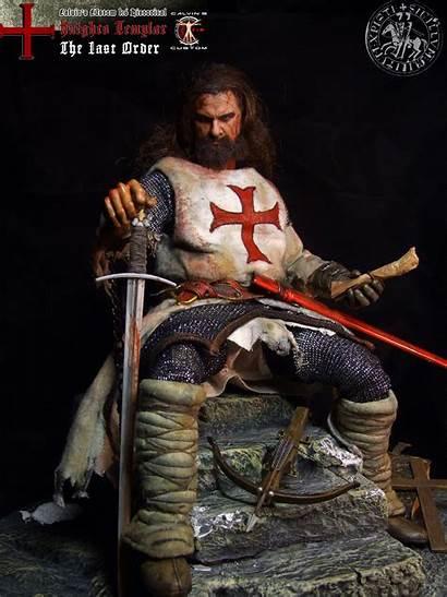 Templar Knights Order Creed Assassin Figure Historical