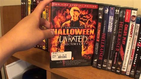 Horror Movie Series Collection