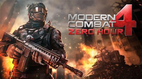 modern combat 4 gratuit modern combat 4 zero hour منتديات تونيزيـا سات
