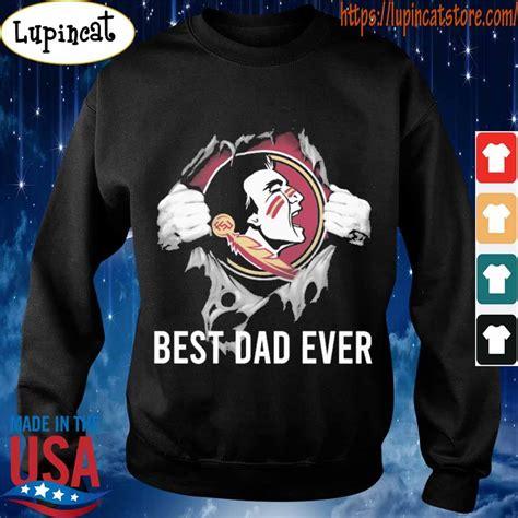 Blood inside me Florida State Seminoles football Best Dad ...