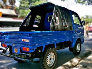 Used Suzuki Multicab