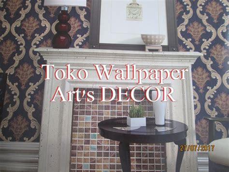 alamat toko wallpaper murah  tangerang blok p