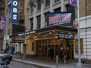 Bandstand Discount Broadway Tickets Including Discount