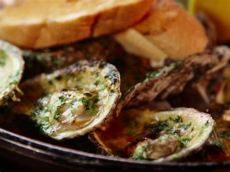 char grilled oysters recipe food network
