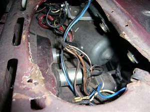 Need Help  Melted Wires Behind Gauges Under Dash