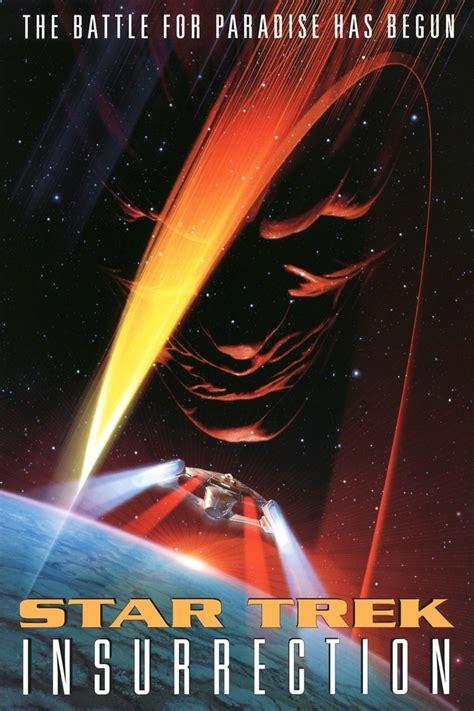 star trek insurrection dvd release date