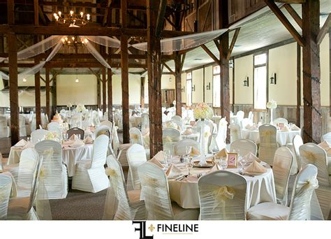 The Barn At Ligonier by Barn At Ligonier Valley Wedding Reception Abigail And