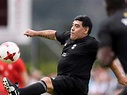 Diego Maradona's Match Against Sourav Ganguly To Be Held ...