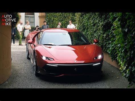 Ferrari Sp38 Looks Even Better In The Wild