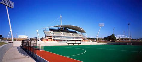 NSW State Hockey Centre, Homebush Bay uses LYSAGHT KLIP ...