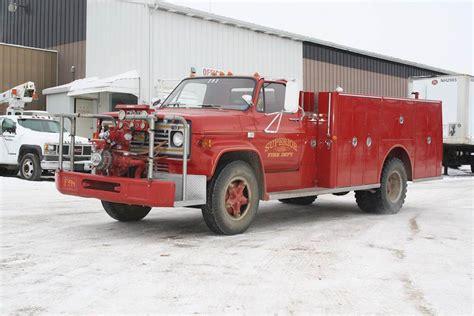 gmc  fire truck  sale jackson mn