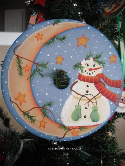 cyndimacs nick knacks cd ornaments