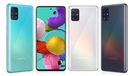 The company started with some of its popular galaxy devices, but the. Samsung Galaxy A51 gets Android 10-based One UI 2.1 update