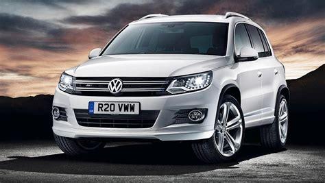 volkswagen tiguan r line vw tiguan gets rear view camera standard on all models
